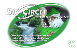 Bio-Circle Parts Cleaning System