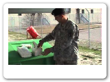 MOTA's Weapons Cleaning System Demonstration